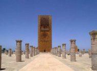 نگاهی به برج حسن مکان قدیمی در مراکش