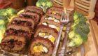 طرز تهیه رولت گوشت با زرشک خوشمزه