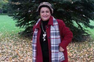 عکس لو رفته از مریم امیرجلالی در کانادا