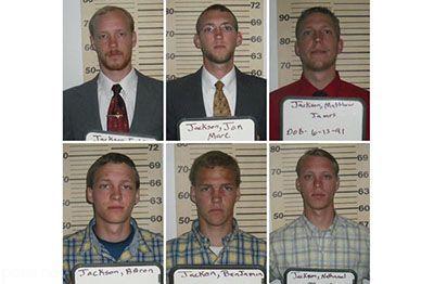 6 برادر به دختر بچه همسایه تجاوز کردند