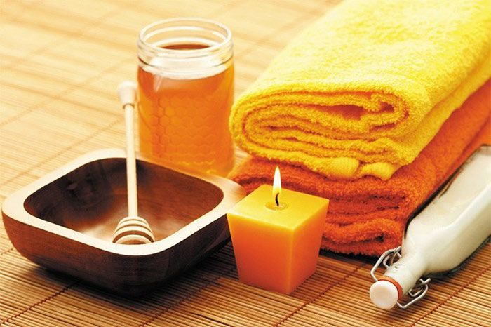 فواید معجزه آسای عسل برای پوست خشک