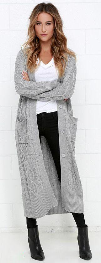 زیباترین مدل های ژاکت بافتنی بلند زنانه شیک