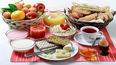 توصیه های غذایی برای زمان افطار تا سحر