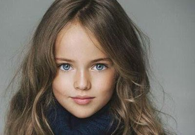 زیباترین دختر جهان که از کودکی مدل موفق بوده