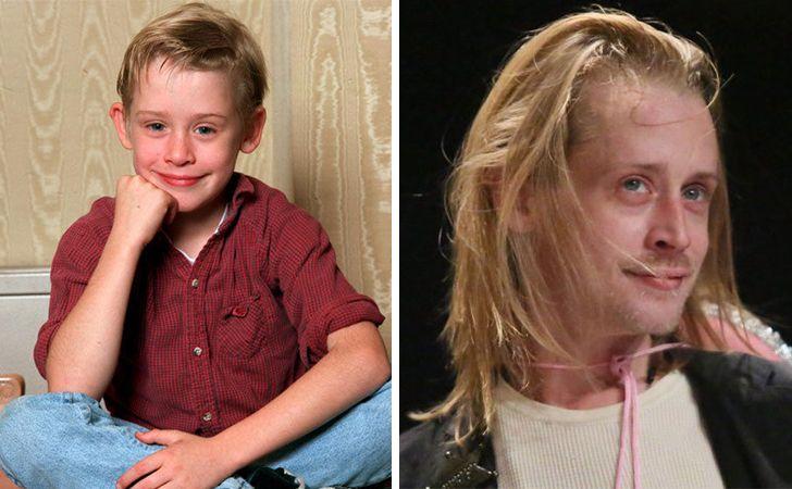 تغییر چهره بازیگران مشهور و زیبا طی زمان