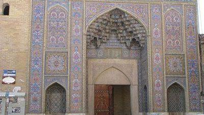 معرفی مسجد نصیرالملک در شیراز