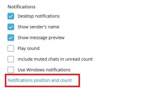 خواندن پیام در تلگرام بدون متوجه شد فرد مقابل