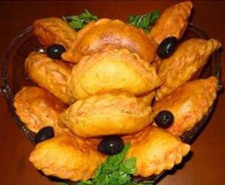 طرز تهیه پیراشکی مرغ خوشمزه و عالی