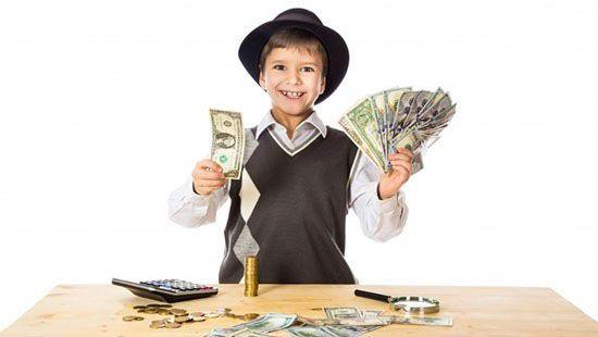 پولدارترین کودکان و نوجوانان جهان را بشناسید