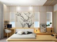 مدل های تختخواب با ارتفاع کم زیبا و شیک
