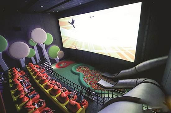 جذابیت و خلاقیت را در سالن های سینما ببینید