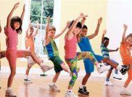 تاثیرات مفید ورزش ایروبیک برای کودکان