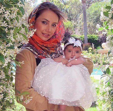 شبنم قلی خانی دخترش را به بازیگر نمی دهد