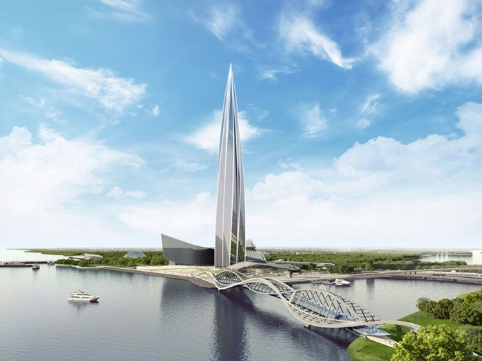 برترین ساختمان های جهان در سال های آینده