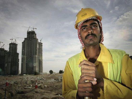 قواعد کار کردن در منطقه خلیج فارس
