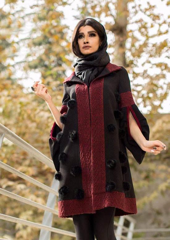 زیباترین مدل های مانتو ایرانی sweet dolcee