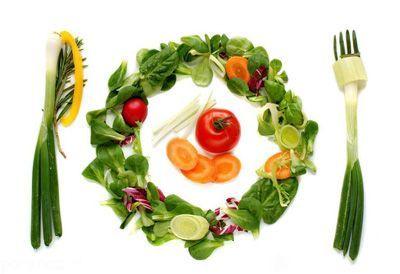 توصیه های خوراکی برای رژیم گیاه خواری