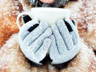 افت سریع دمای بدن در زمستان ها