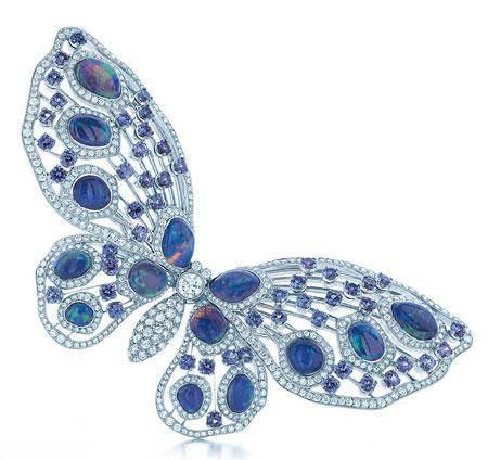 مدل های جدید جوهرات برند Tiffany & Co