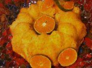 آموزش تهیه کیک نارنگی خوشمزه و عالی