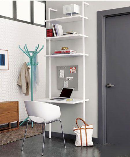 مدل های میز دیواری برای مکان های کوچک