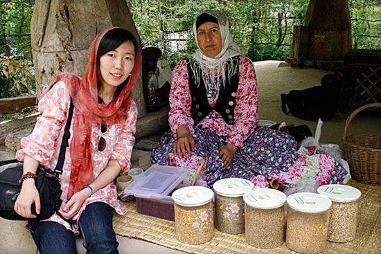 جهانگردی و گردشگری به سبک مردم ایران