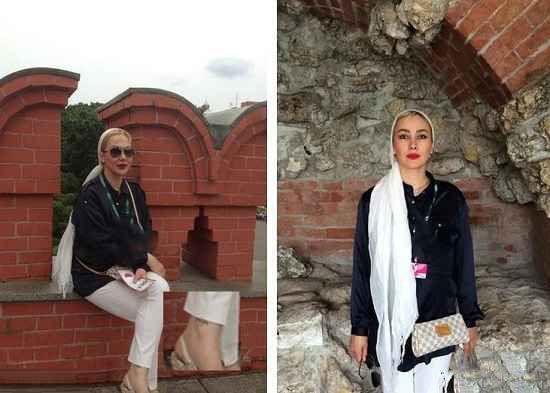 رواج خالکوبی روی بدن زنان و دختران ایرانی