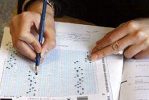 علت های غلط پاسخ دادن به سوالات در امتحان