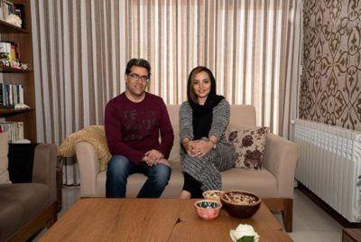 دکوراسیون شیک و زیبای خانه پویه و همسرش