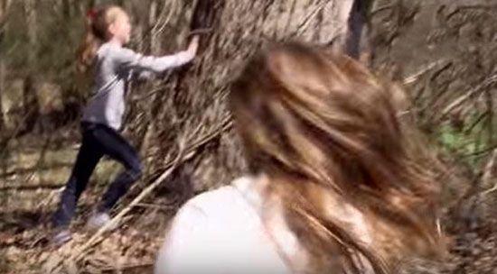 دختری که از بلندی پرت شد و شفا پیدا کرد