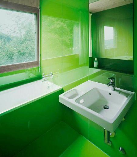 دکوراسیون خانه با رنگ های مد 2017