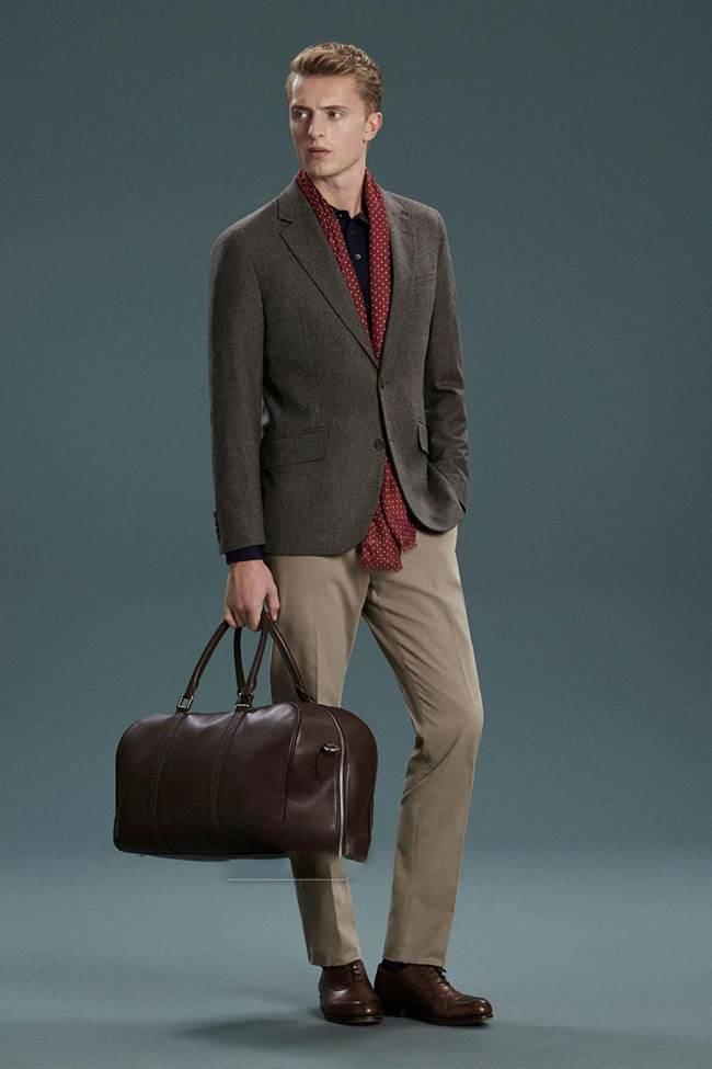 مدل های جدید لباس مردانه برند Hackett