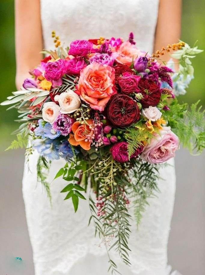 بهترین مدل های زیبای دسته گل عروس مد روز