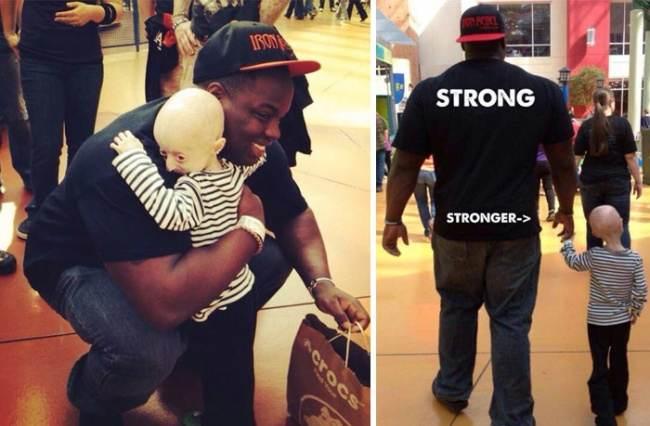 ماجراهای ثابت کننده وجود مهربانی در جهان