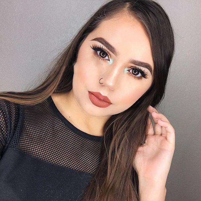 آرایش صورت مجلسی جدید از KATRINA MARRUFO