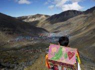 برگزاری جشنواره ستاره برف در کشور پرو