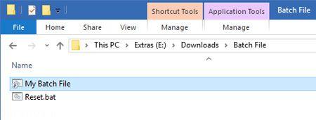 آموزش کار کردن با فایل های BATCH در ویندوز