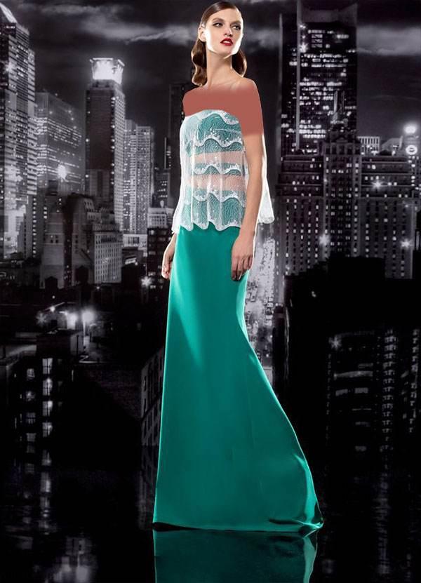 مدل های لباس مجلسی زنانه جدید برند papilio