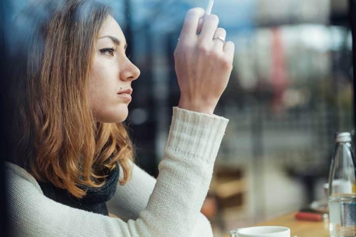 سیگار و زشت کردن ظاهر و بدن افراد سیگاری