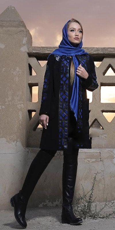 مدل های جدید مانتو از برند ایرانی Sweet Dolcee