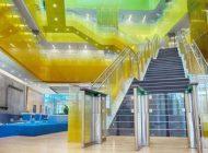 طراحی داخلی پرانرژی ساختمان مایکروسافت