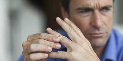 فشارهای روحی برای مردان بعد از طلاق
