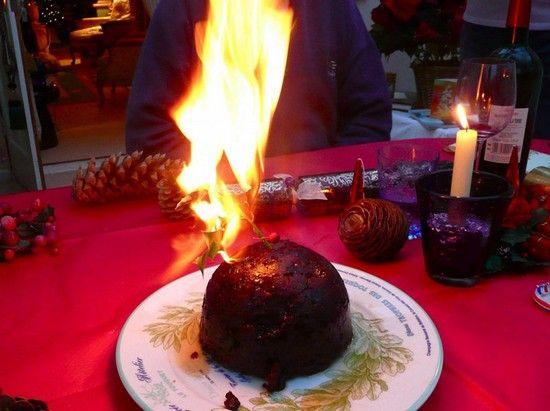 انواع غذاهای مخصوص کریسمس در دنیا