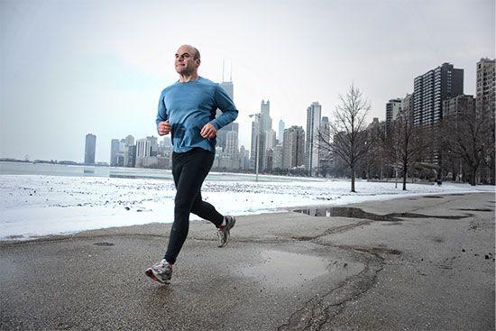 فواید دویدن با سرعت بالا