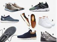 بهترین مدل های کفش اسنیکر سال 2017