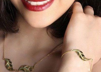 مدل های طلا و زیورآلات ایرانی از برند Dafineh