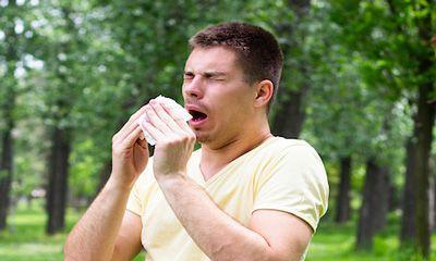 مواد خوراکی تشدید کننده آلرژی فصلی بهار