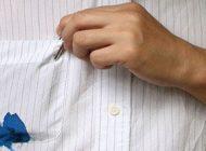 پاک کردن لکه جوهر از روی لباس و پیراهن