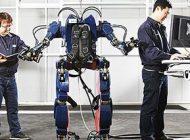 ربات های پوشیدنی در اختیار ارتش آمریکا