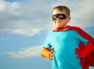 بچه های عاشق سوپر من و قهرمان ها